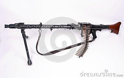 German Maschinengewehr 34