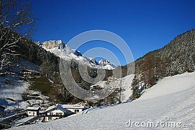 German Mountain Valley