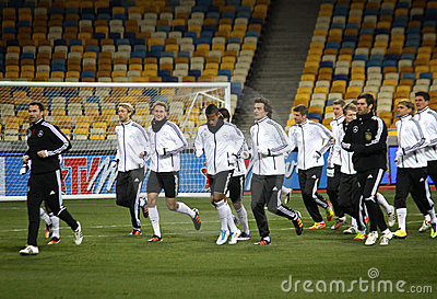 German national football team players