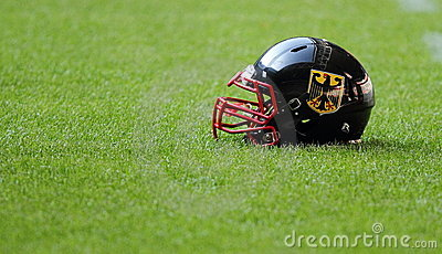 German National team in American Football. Editorial Image