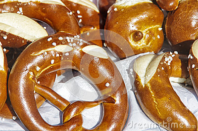German pretzels