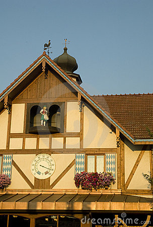 German Style Architecture