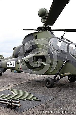 German Tiger Air Force