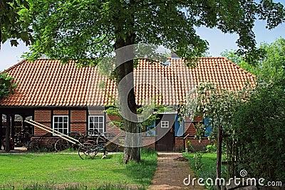 The german village house