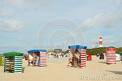 German wadden island Borkum