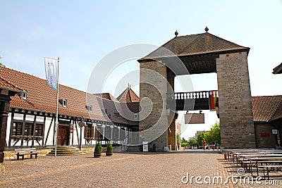 The German Wine Gate