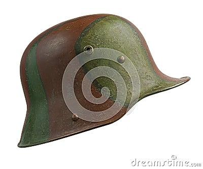 German World War One Helmet