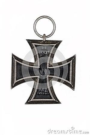 German World War 1 Iron Cross