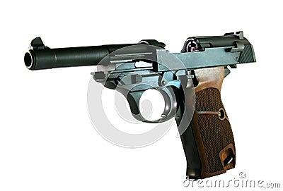 German WWII Pistol