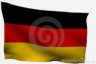 Germany 3d flag