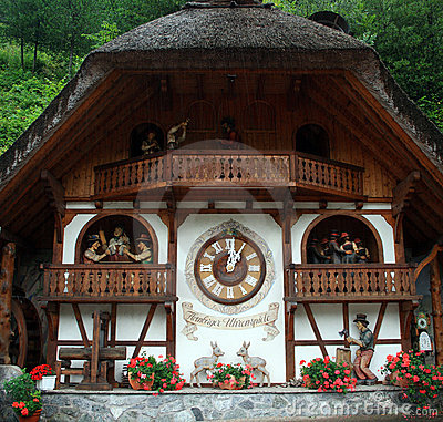 Germany(black forest) -The way of the watch
