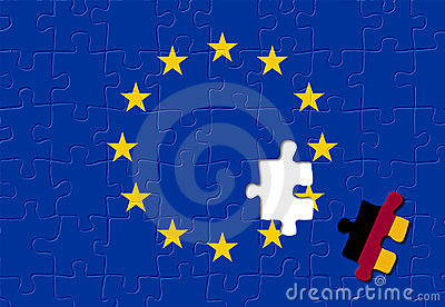 Germany europejski zjednoczenie