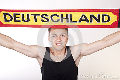 Germany fan.