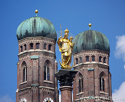 Germany munich symboler