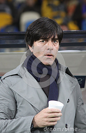 Germany national team head coach Joachim Low Editorial Photo