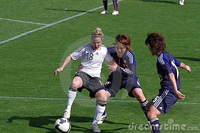 Germany vs Japan Editorial Photo