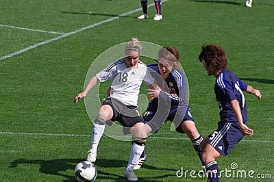 Germany vs Japan Editorial Photo