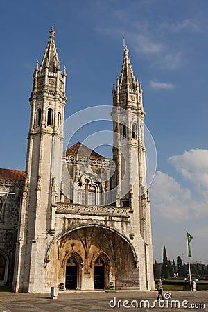 Geronimos Monastery