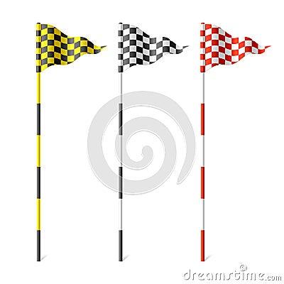 Geruite vlaggen
