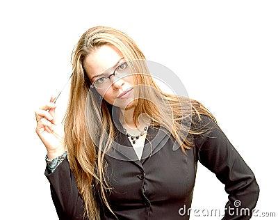 Geschäftsfrau 1
