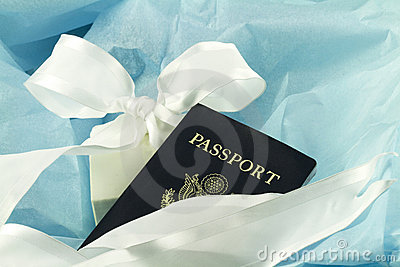 Geschenk der Reise, eine elegante Wahl