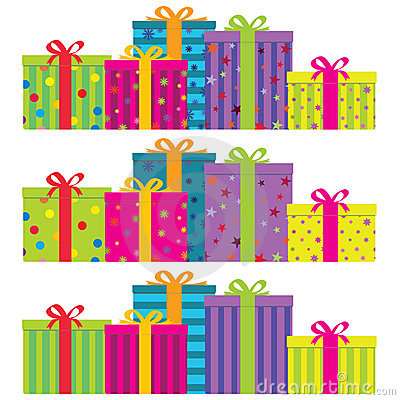 Geschenk-Kästen