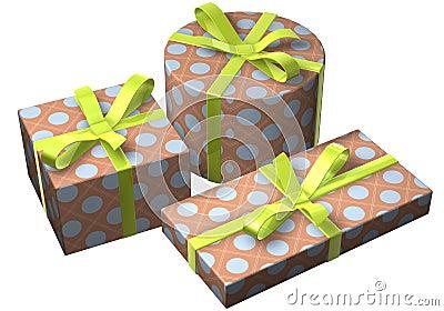 Geschenke retro