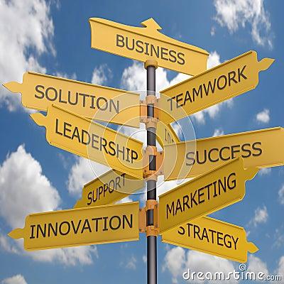 Geschäfts-Wachstum