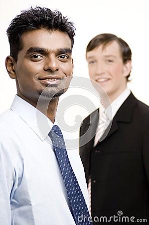 Geschäftsmänner 7
