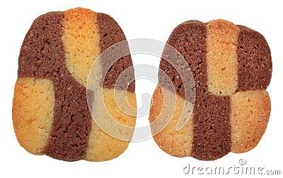 Geschmackvolle Kekse