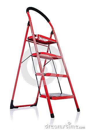 Geïsoleerde? ladder