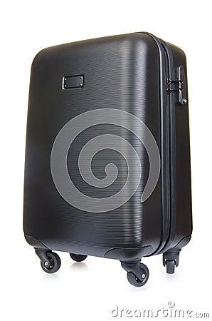 Geïsoleerdeg de bagage van de reis