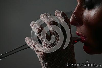 Gestohlene Intimität - die Diva