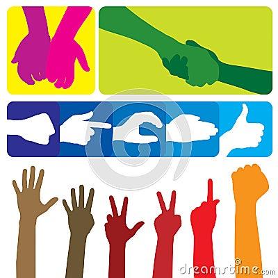 Gestures Hands