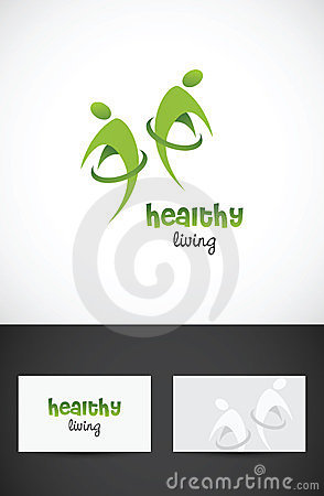 Gesunde lebende Ikone