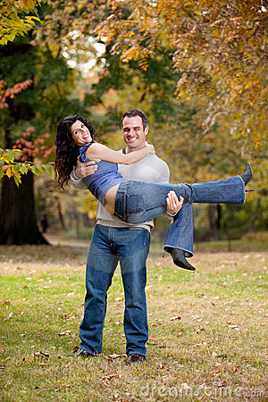 Gesunde Verhältnis-Paare