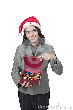 Get Christmas Present