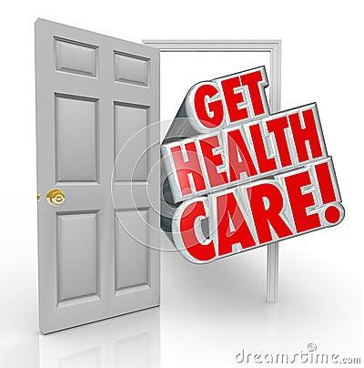 Get Health Care Insurance Coverage Open Door