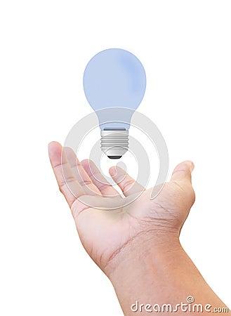 Get idea in hand