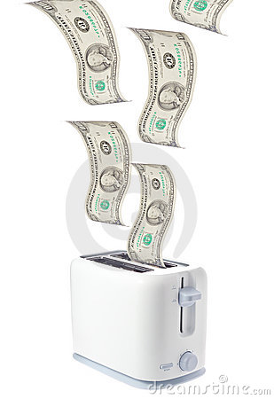 Free Get Rich The Easy Way Stock Images - 2196414