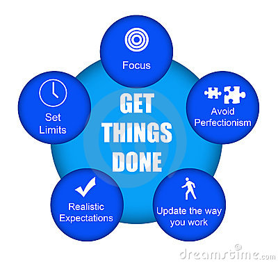 Free Get Things Done Stock Photos - 15707063