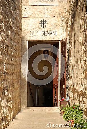 Gethsemani(Jerusalem)