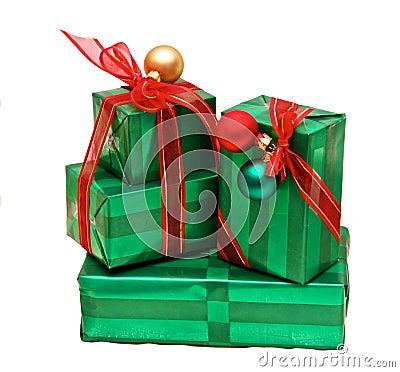 Getrennte Geschenke