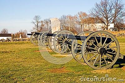 Gettysburg Cannon - 3