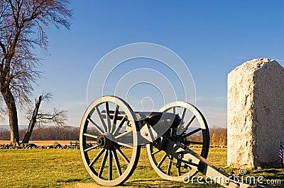 Gettysburg Cannon - 4