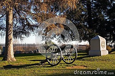 Gettysburg Cannon - 5