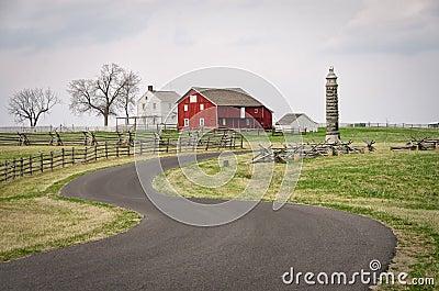 Gettysburg Farm Buildings
