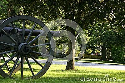 Gettysburg-nationaler Kirchhof