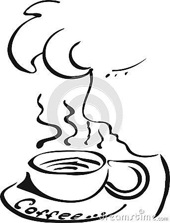 Geur van koffie