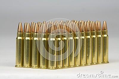 Gewehrkugeln